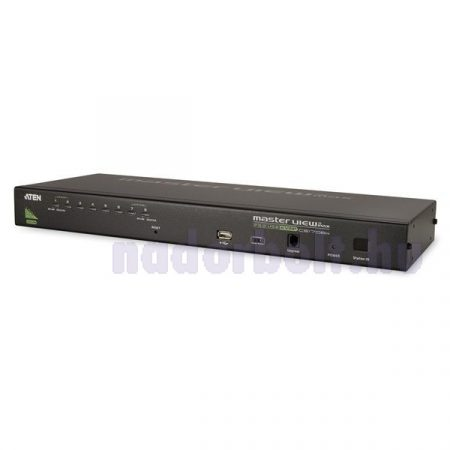 ATEN KVM Switch PS/2-USB VGA, 8 port - CS1708A