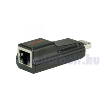 ROLINE Adapter USB 3.0 - Gigabit Ethernet