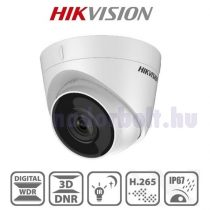 Hikvision IP turretkamera - DS-2CD1343G0-I (4MP, 4mm, kültéri, H265+, IP67, IR30m, ICR, DWDR, 3DNR, PoE)