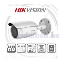 Hikvision IP csőkamera - DS-2CD1643G0-IZ (4MP, 2,8-12mm, kültéri, H265+, IP67, IR30m, ICR, WDR, 3DNR, SD, PoE)
