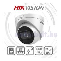 Hikvision IP turretkamera - DS-2CD1H43G0-IZ (4MP, 2,8-12mm, kültéri, H265+, IP67, IR30m, ICR, WDR, 3DNR, SD, PoE)
