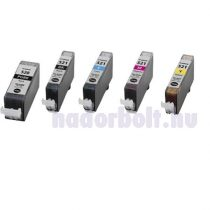 MMC Patron - Canon CLI-521M (Magenta, chipes, 10ml)