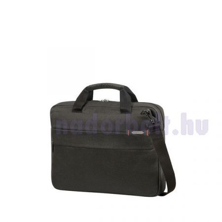 "SAMSONITE Notebook táska 93059-6551, LAPTOP BAG 15.6"" (CHARCOAL BLACK) -NETWORK 3"