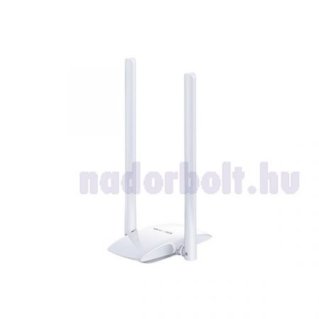 MERCUSYS Wireless Adapter USB N-es 300Mbps, MW300UH