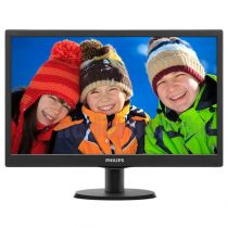 "Mon Philips 19,5"" 203V5LSB26/10 - LED"