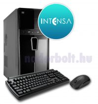 INTENSA PC - HPC-I7S-SSDV10 (B460/I7 10700/16GB DDR4/512GB/NO DVD/iVGA/400W/BILL