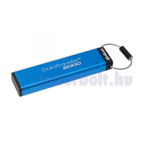 Kingston 64GB USB3.1 Kék (DT2000/64GB) Flash Drive