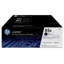 HP CE285AD (85A) duo-pack fekete toner