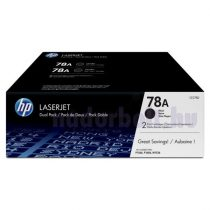 HP CE278AD (78A) duo-pack fekete toner